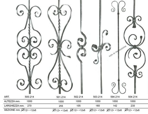 Decorazioni ferro battuto idea d 39 immagine di decorazione for Decorazioni in ferro battuto